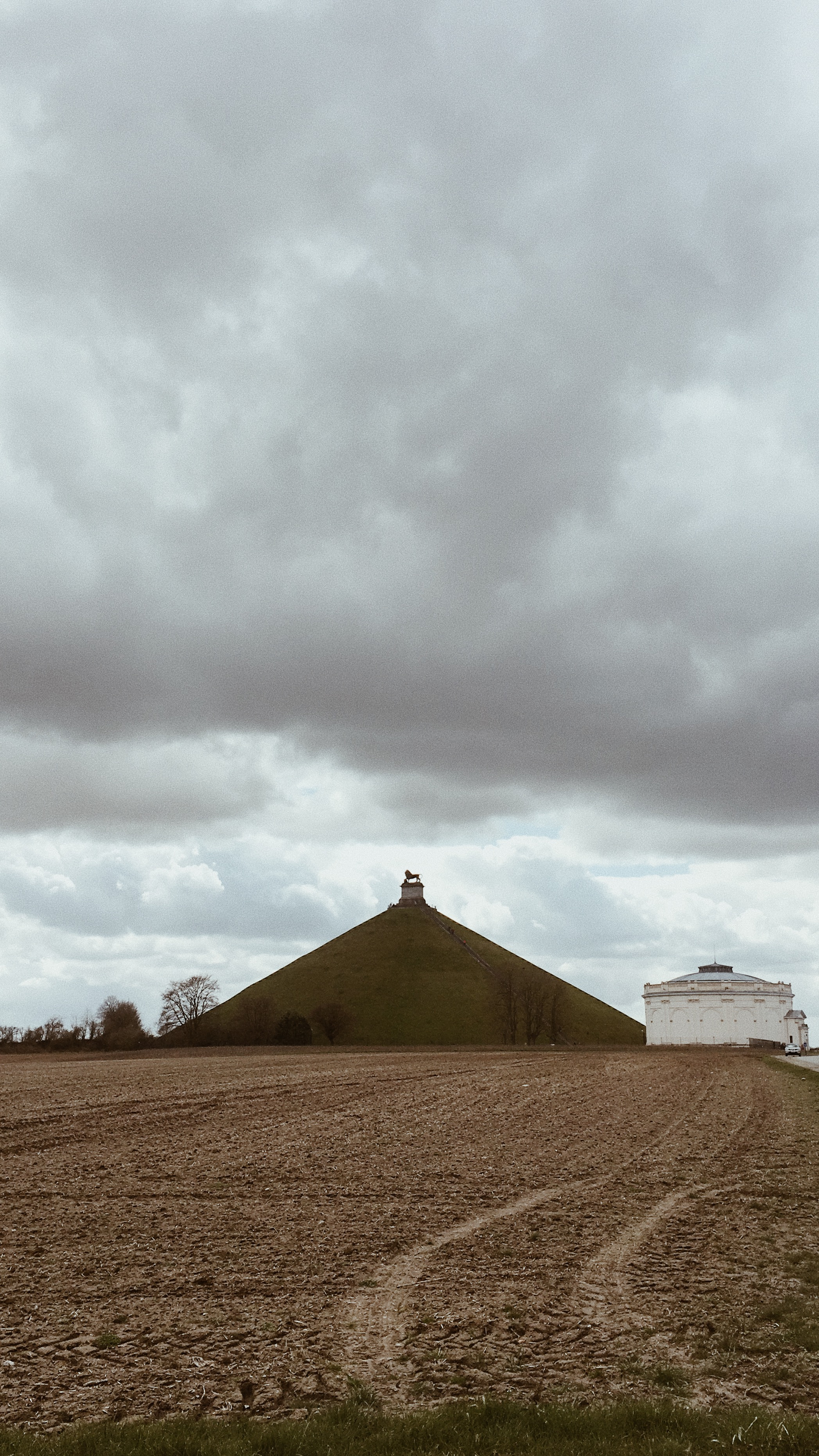 Battlefield of Waterloo and Lion's Mound, Belgium